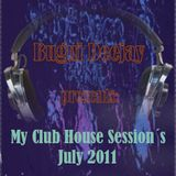 July 2011 My Club House Sessions Bugui Deejay