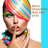 Beach Sensations Ibiza 2014 DJ Ro