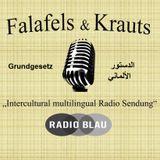 Falafels& Krauts episode 5 Grundgesetz الحلقة الخامسة الفقرة الثقافية الدستور الألماني
