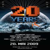 Cari Lekebusch @ 20 Years Palazzo - H1 Music Hall Bingen - 20.05.2009