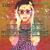 DJ Scooby - 80's Vs 90's Megamix Vol. 2