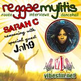 Interview with Jah9 on the Reggaemylitis Show for Vibes FM, London
