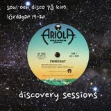discovery sessions #10 - 2/1-16