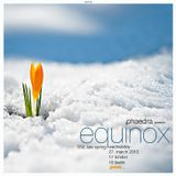 Phaedra - Equinox 059(late spring) [Mar 27 2013] on Pure.FM