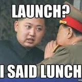 Launch?  I said Lunch. First broadcast 18th Nov at 10pm on Ka-Radio.co.uk