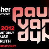 DJ SPEEDY LIVE AT PAUL VAN DYK PART 1