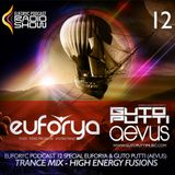 Euforyc Podcast 12 - Special Euforya & Guto Putti (Aevus) Trance mix - High Energy Fusions