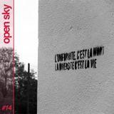 Open Sky #14 | Nat Birchall, Mark Murphy, Payfone, 7 Samourai, Reggie Dokes...