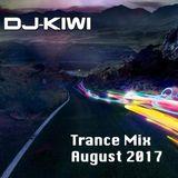 DJ-Kiwi - Trance Mix [August 2017]