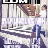 082 The EDM Show with Alan Banks & guest Manuel Le Saux
