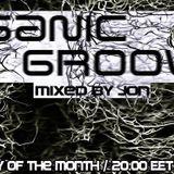 Jon - Organic Grooves No. 2 @ Drums.ro Radio (09.06.2016)