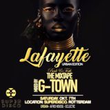 Lafayette Mixtape Volume 1 - Urban (R&B and Hip Hop) (Mixed by DJ G-Town)
