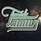 Track Family Radio Show- Heat Wave LA Take Over with Guest DJs Daniel.T. & Panama Jack 24.3.2017