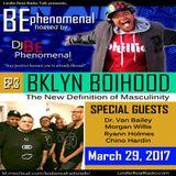BKLYN BOIHOOD w/ DJ BEphenomenal