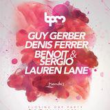 Lauren Lane @ The BPM Festival 2014 - This is The End (12-01-14)
