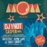 DJ CASPER - Live at Motown On Mondays (Miami) 6/12/17