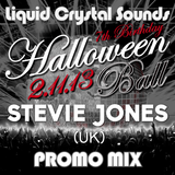 STEVIE JONES (UK) - LCS 'Halloween Ball' Promo Mix (November 2013)