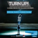 EDMCR - Turn Up! 015 (Special Guest: Fabián Zujár) - 07-Apr-2017