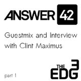 Answer42-guestmix-interview-@theEdge