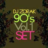 DJ ZORAK - 90S VOL 1