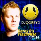 Corey D's Playhouse #17434 LIVE
