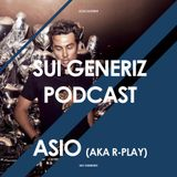SUI GENERIZ PODCAST 004 - Asio aka R-Play