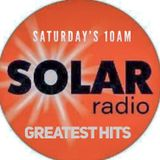 Solar's Greatest Hits with Chris Box (Part One), Saturday 19th January 2019 (Covering for Kev R)