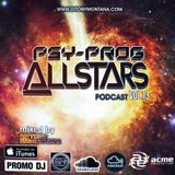 Psy-Prog Allstars podcast # 13 with Dj Tony Montana [MGPS 89,5 FM] 27.05.2017