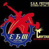 DIEGO ENTONADO@ EBM FESTIVAL MADRID(LA RIVIERA)