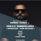 Fulan Perez @ Express Yourself with Enrico Sangiuliano -16.09.16 Mejdan Tuzla