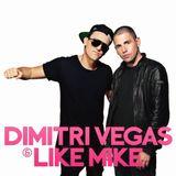 Algorhythm Radio 016 (Dimitri Vegas & Like Mike + 3 Are Legend Edition)