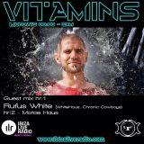 Rufus White on the Ibiza Live Radio #Vitamins Show 30.3.2015 (Recorded Live)
