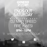 ends out saturday the 06 jan zillbang ,fire kwesi and madbreed
