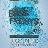DOGZ UNITED - BASS FRIDAYS #14 PROMO MIX