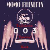 Momo Pres. Radio SHOW 003 Halloween Special Week