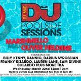 Franky Rizardo - Live @ DJ Mag Poolside Sessions (Miami Music Week, USA) - 22.03.2017