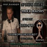 Mig Sander special guest for Roungtawan Trax Radio on air 09-03-2017 Techno