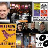 Jazzarium w Radiu WNET 06.02.2013:  Readers Pool 2013 - Polish Jazz Scene