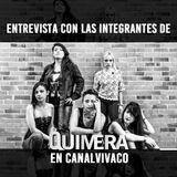 Entrevista con las integrantes de Quimera