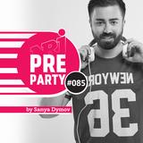 #085 NRJ PRE-PARTY by Sanya Dymov - Hot Mix [2018-01-12]