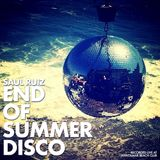End Of Summer Disco