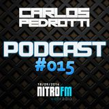 Carlos Pedrotti - Podcast #015