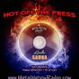 Audio Sauna Hot Off The Press 5/30/2015