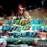 Dj Yoyopcman - Party Mixx House Volume 5