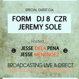 Live on Vocalo Radio 9-23-11