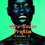 DJ Angel B! Presents: Afro-House Profiles (Volume 5)