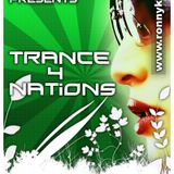 Ronny K. - trance4nations live from Italy
