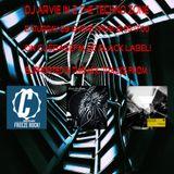 DJ Arvie In 2 The Techno Zone Episode from 29-12-2018 @ CuebaseFM.de Black Label