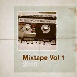 Mixtape Vol 1 - Sean McCann (2016)