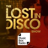 The Lost In Disco show with Jason Regan – Sunday 13th January 2019